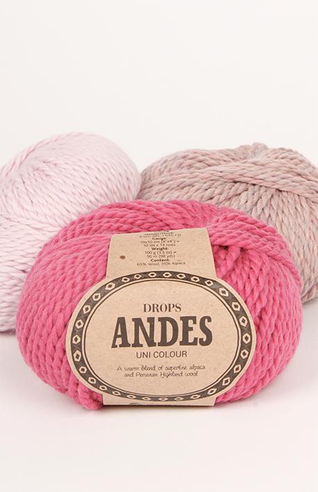 Pređa za pletenje i kukičanje 65% vuna, 35% alpaka 100 g = oko 96 m 36,00 - 38,00 kn