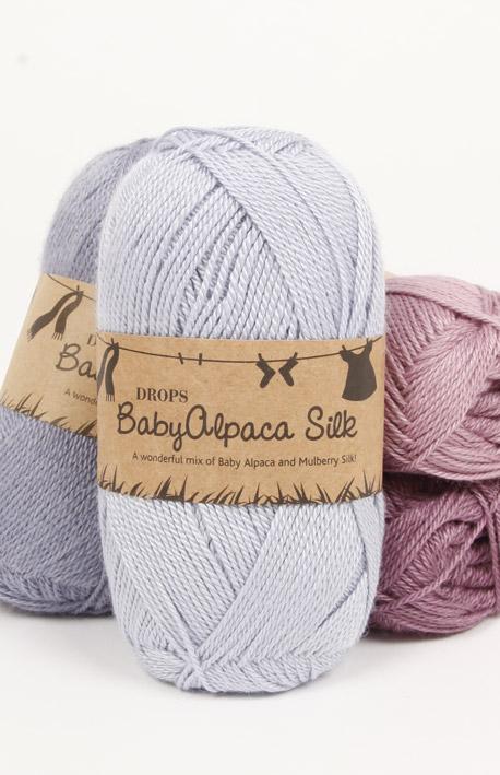 Pređa za pletenje i kukičanje 70% bebi alpaka 30% svila 50 g = oko 167 m 32,00 kn