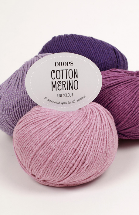 Pređa za pletenje i kukičanje 50% vuna, 50% pamuk 50 g = oko 110 m 25,00 kn