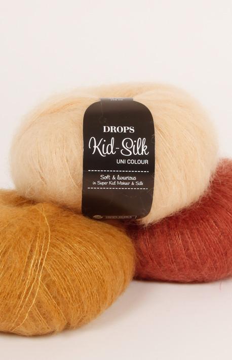 Pređa za pletenje i kukičanje 75% moher, 25% svila 25 g = oko 200 m 30,00 kn