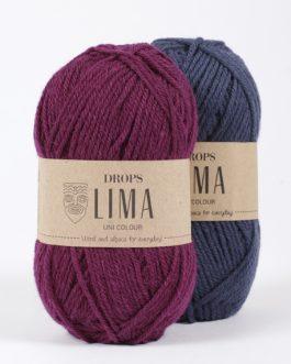 Pređa za pletenje i kukičanje 65% vuna, 35% alpaka 50 g = oko 92 m 19,00 - 20,00 kn