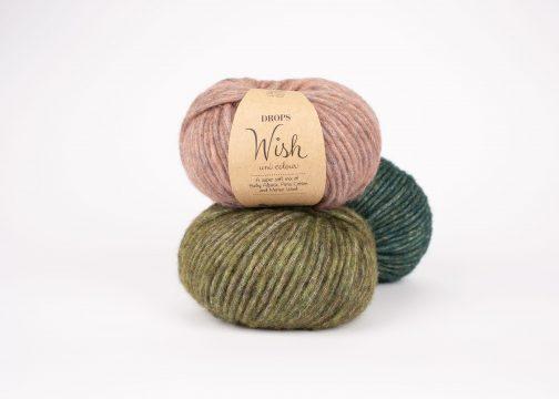 Pređa za pletenje i kukičanje 50% alpaka 33% pamuk 17% merino 50 g = oko 70 m 35 kn